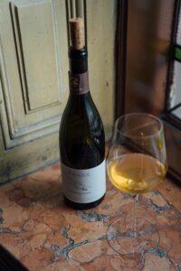 Foto einer Flasche Sauvignon Blanc -H- 2018 vom Weingut Alice und Roland Tauss